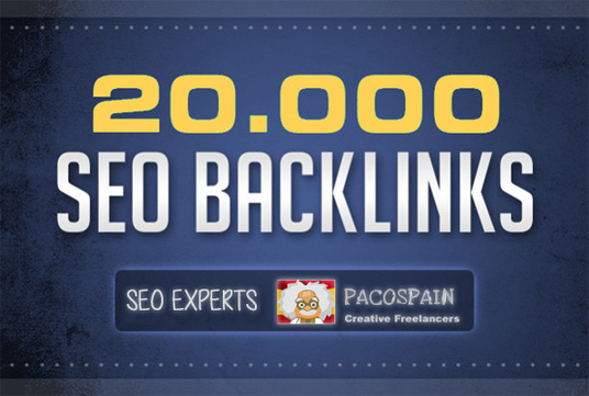 I will build 20,000+ GSA Ser backlinks for Google ranking