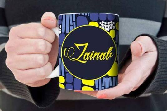 I will design unique and professional mug