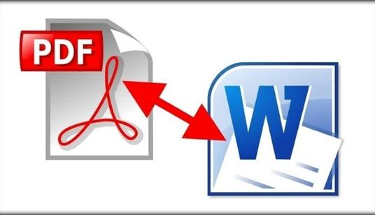 I will convert 5 PDF pages to Word documents  Professionally
