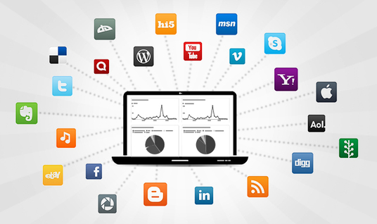 I will professionally manage your social media channels