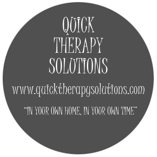 I will provide quick therapy solutions for people to do in their own time and their own home