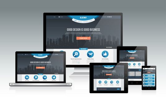 I will create an AWESOME and RESPONSIVE portfolio website