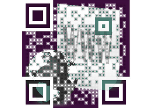 I will create QR code of your logo/image along with text, URL(optional)