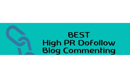 I will 55 Dofollow Blog Comment Backlink PR2 to PR8
