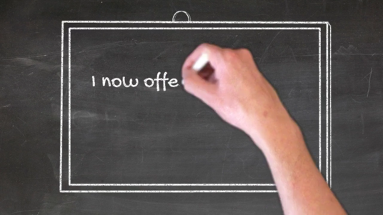 create you a fully custom whiteboard, blackboard or glassboard doodle animation video