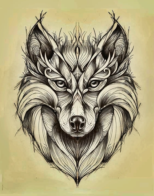 I will Make awesome Sketch for  you body Tattoo