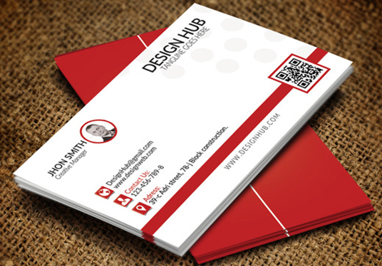 design an amazing modern and professional business card