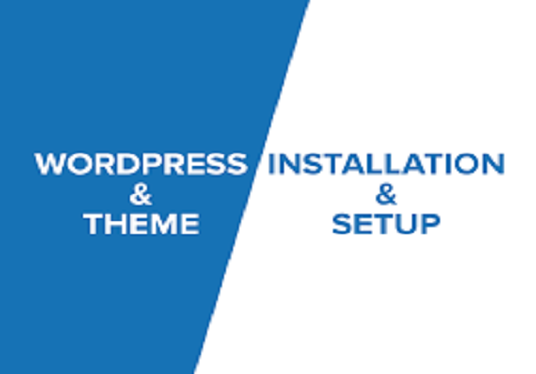I will Install any Kind of WordPress Theme,  plugins and demo content