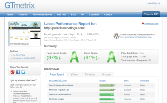 I will Optimize Your WordPress Site Extremely Fast and Secure