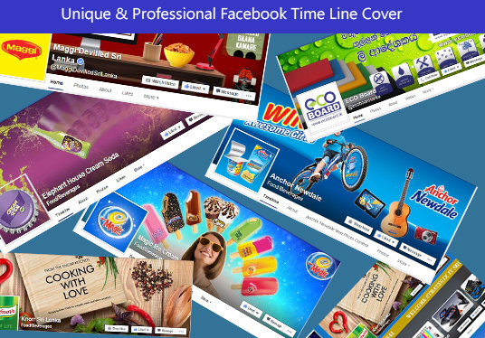 I will design Facebook Timeline Banner and you tube  , ads all web banner