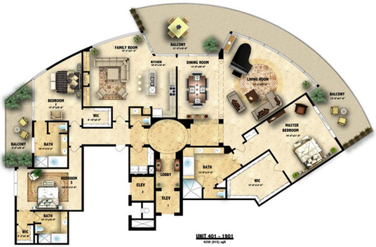 I will draft ground and typical floor plan