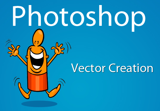 I will photoshop or edit vectors or change any logo picture image create banner label