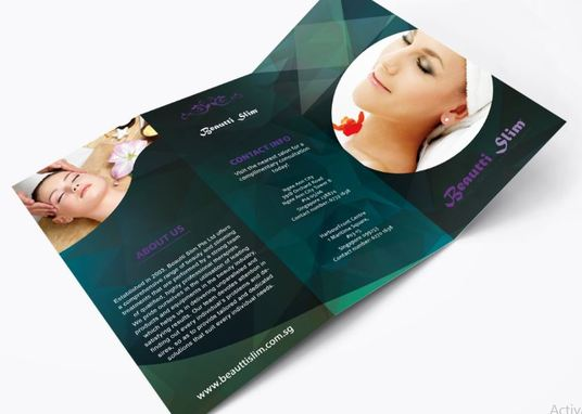 I will design outstanding brochure
