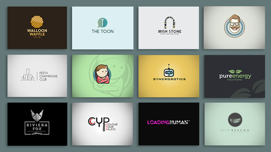 I will design 2 Modern logo within 24 hrs