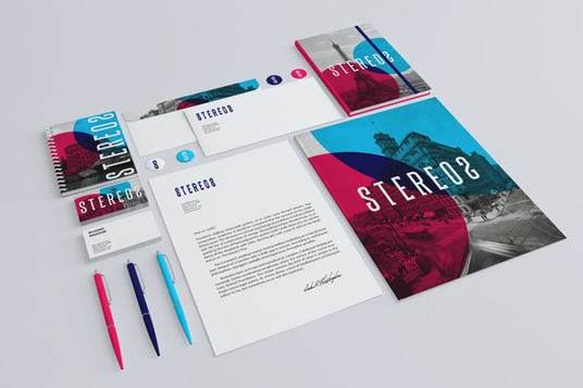 Create an outstanding Company Identity
