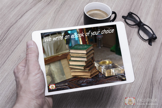 write an eBook of your choice