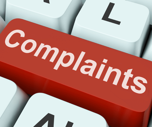 I will Construct a professionally written letter of complaint