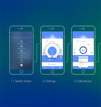 design Mobile App UI ANDROID/IOS