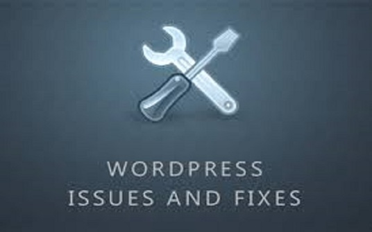fix your any wordpress issues or wordpress errors in 24 hours