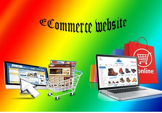 I will create eCommerce website by woo-Commerce Plugin