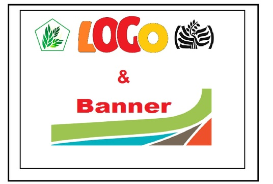 I will do logo and banner design with best graphics