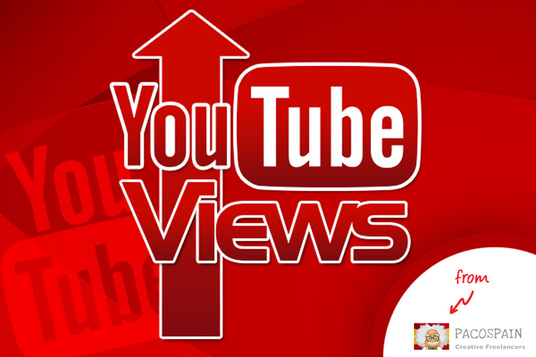 promote YouTube video with 3000+ up to 100000+ Real Human Views