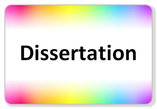 I will proofread your dissertation, correcting any spelling or grammatical mistakes
