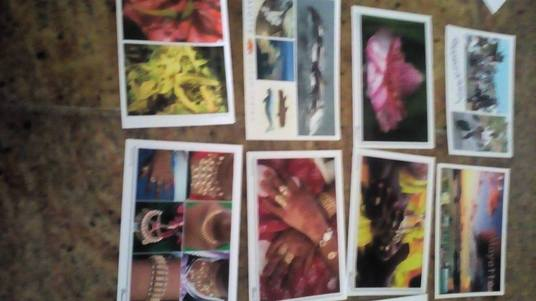 I will send you postcard from Comoros and Mayotte