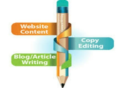 Provide Content Writing Services of 1000 words for your Website
