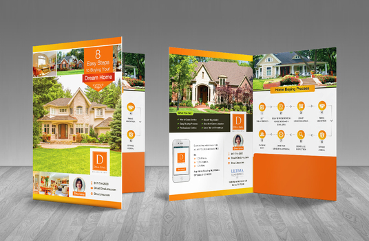 I will Design Presentation folder design with PDF files in 48 hours