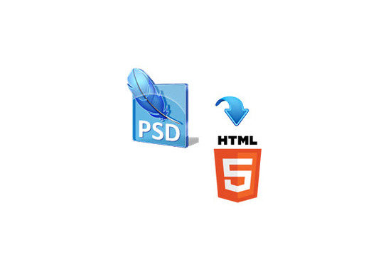 I will convert psd to HTML