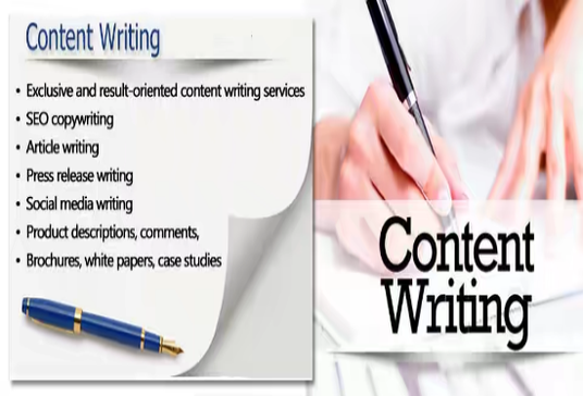 I will Write Unique SEO Content