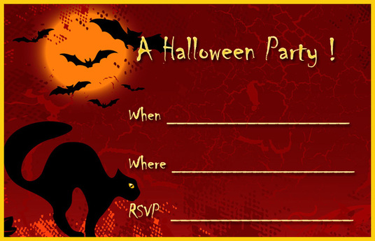 Design awesome Halloween Cards, posters and other graphics