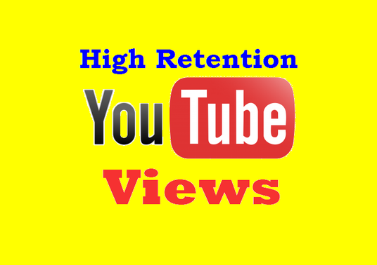 I will Add 2000 High Retention YouTube Views to your Video