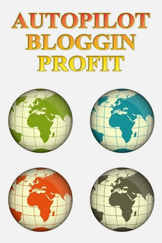 I will teach You THE Autopilot Blogging Easy Money System
