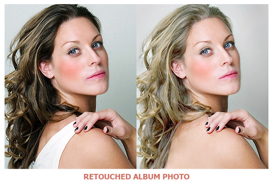 I will retouch your photo just perfect within 24 hours