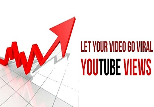 I will do youtube video views