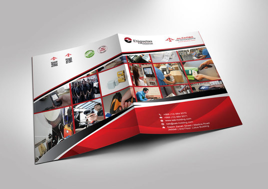 I will Design professional brochure and flyer with in 4 hours