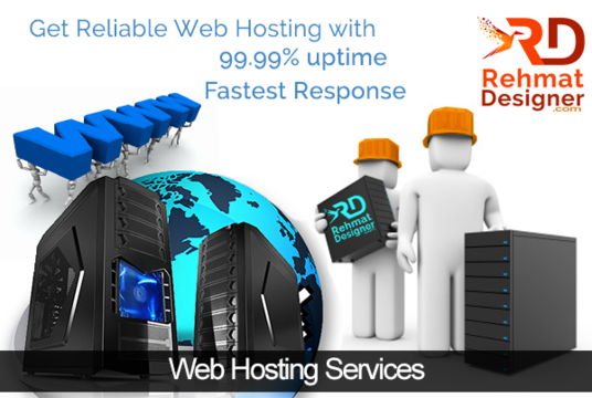 I will provide Fast Web Hosting services with lowest prices