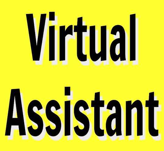 I will be your Virtual Assistant or do Data Entry work