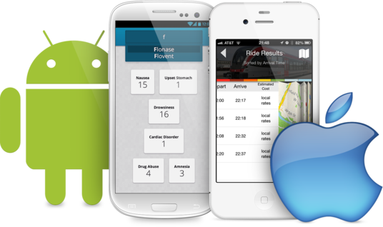 I will Make Native Mobile Application In Android or iOS  as per your requirements
