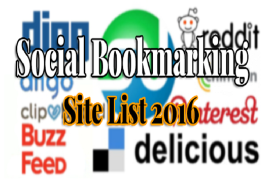 I will do Manual Social bookmarking up to 300 sites PR 9 to 4 with guaranteed site