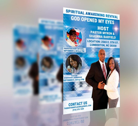 I will design professional flyers or posters