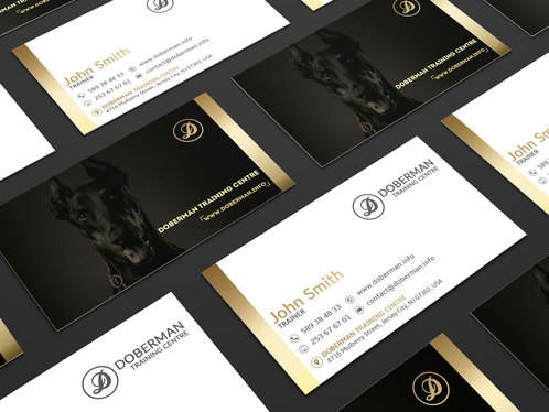 Design Professional double sided business card for 5 Sanam