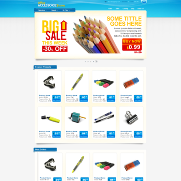 create professional ebay store design ebay template listing page