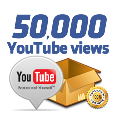 give you 50,000+ Safe Youtube view in just 3 day