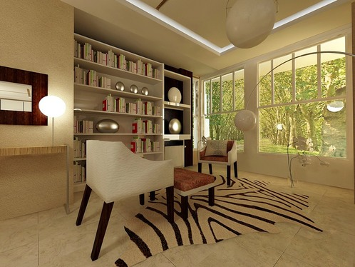 do 3d realistic renderings of your house interior and exterior