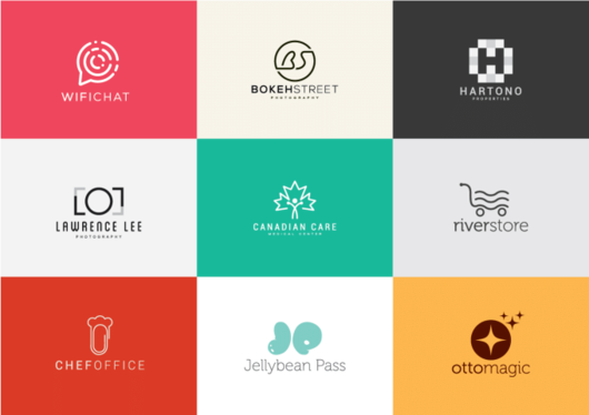 design flat or minimal logo in 24 hours