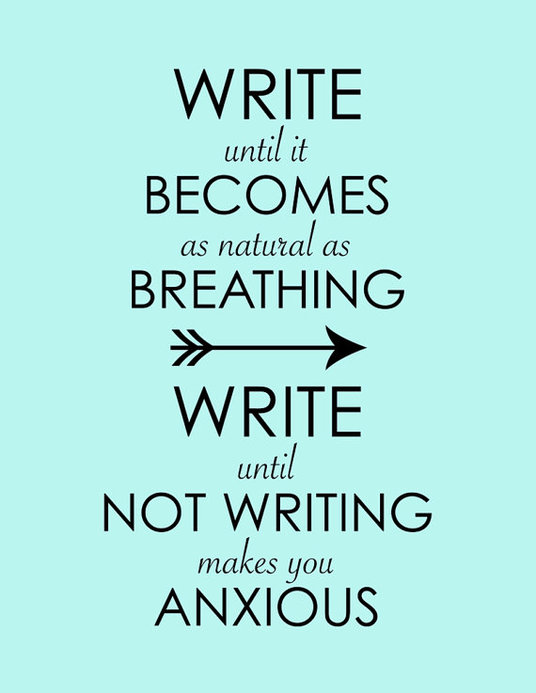 I will provide you with 65 creative writing exercises to get you back into the swing of writing