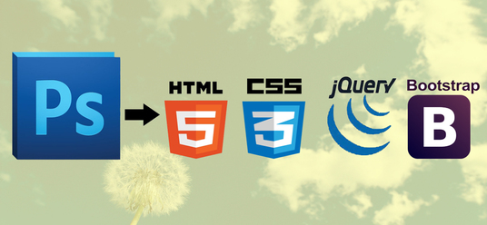 I will  do Pixel Perfect Psd to Html5 & Css3